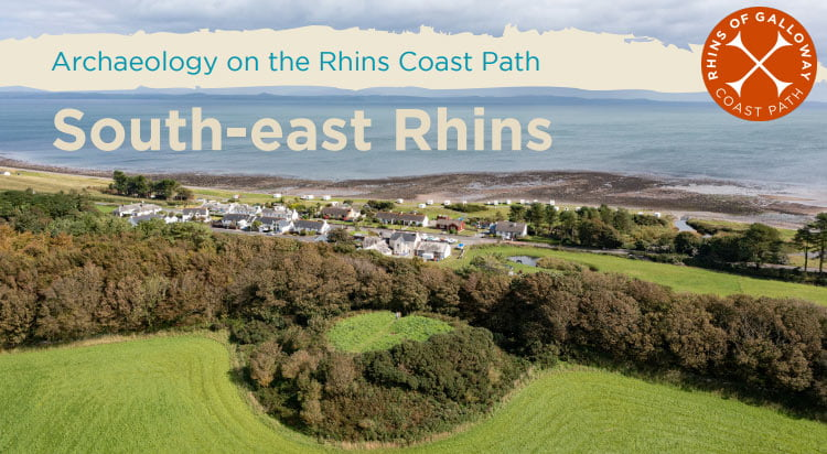 south east rhins guide cover