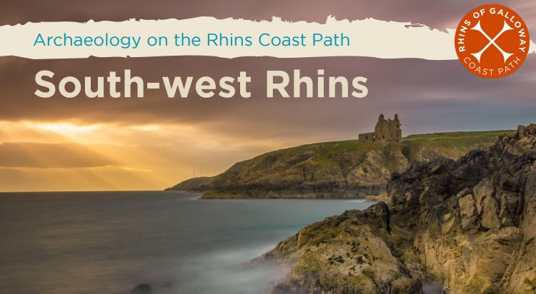 south west rhins guide cover