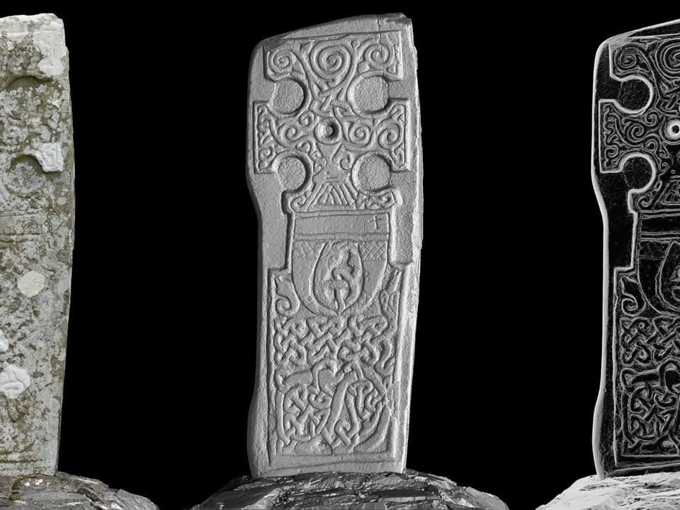 AOC Renders of the Kilmorie stone
