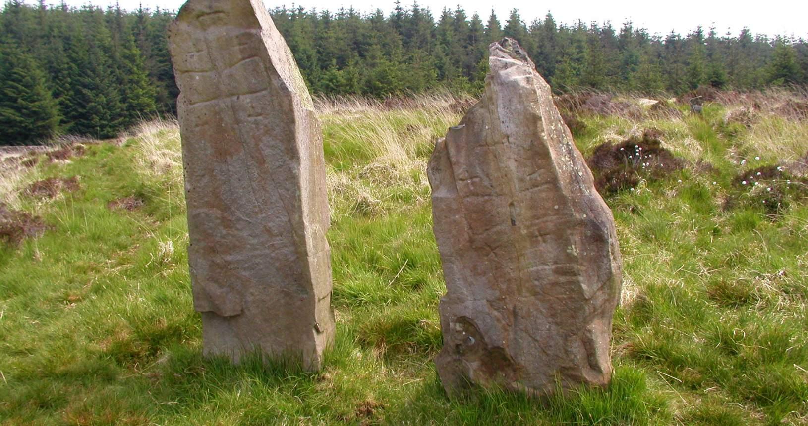 Laggangarn Stones